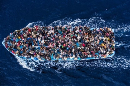 short crossing from Turkey to Greece, many lost their lives